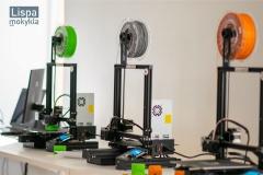 3D-spausdintuvai