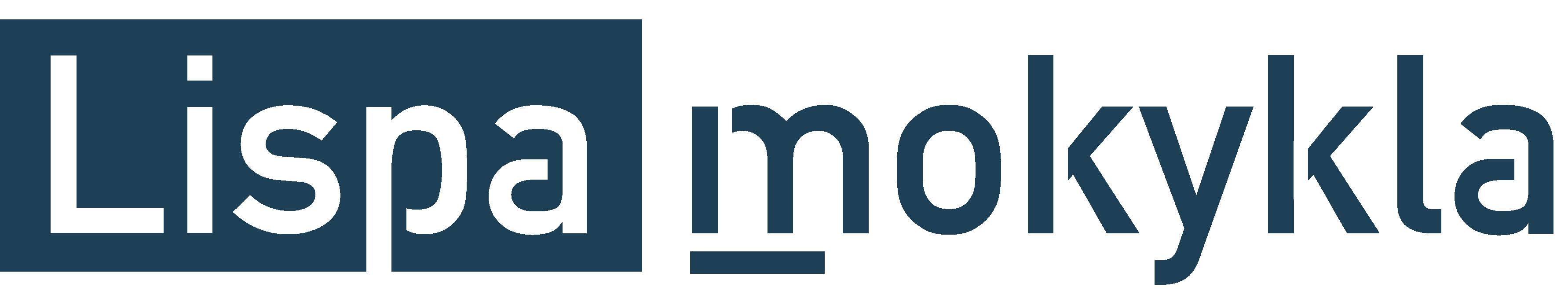 Lispa mokykla logo