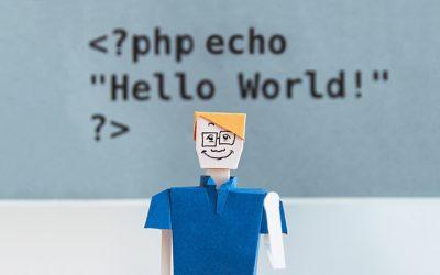Programa C++/PHP