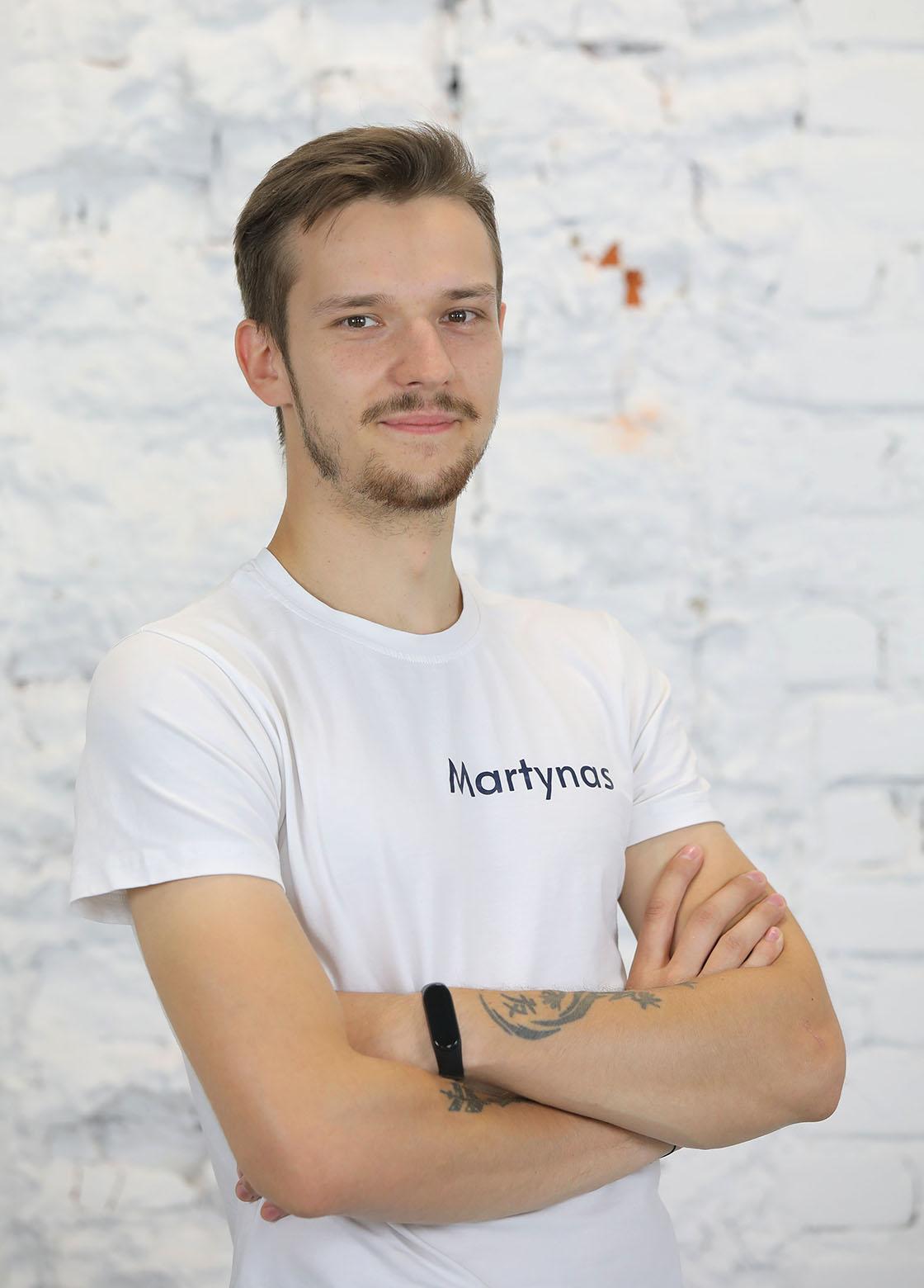 Martynas Klimašauskas