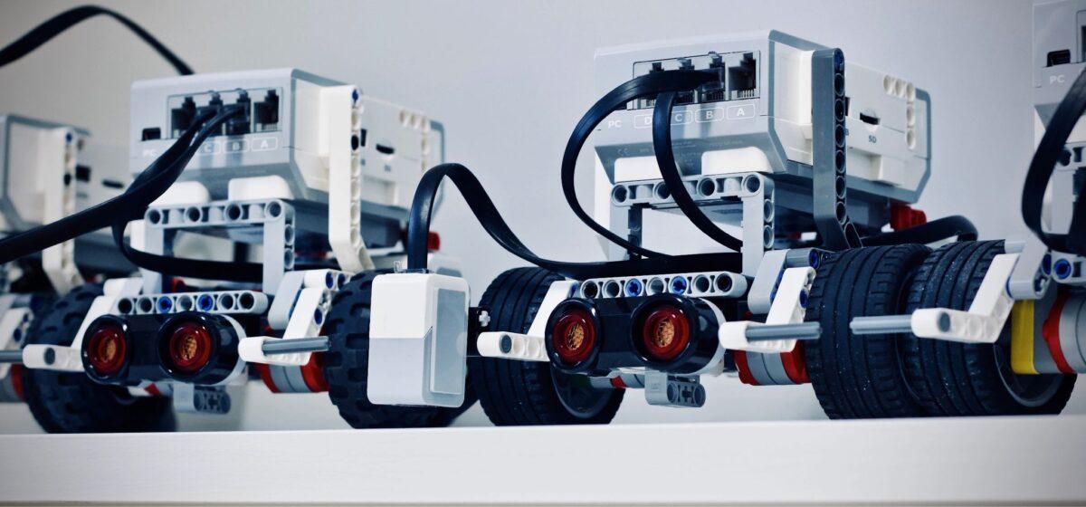 Programa EV3 robotika