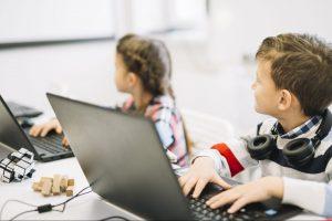 Neformalus vaikų IT švietimas LISPA